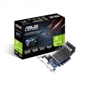 Asus GT710 1Gb D3 Silent Graphics Card