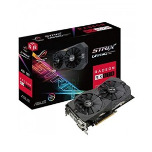 Asus rX570 4gb Strix Graphics Card