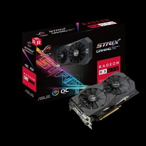 Asus rX570 4gb Strix Oc  Graphics Card