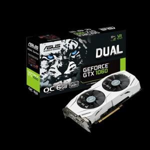 Asus DUAL-GTX1060-O6G/Graphics Card