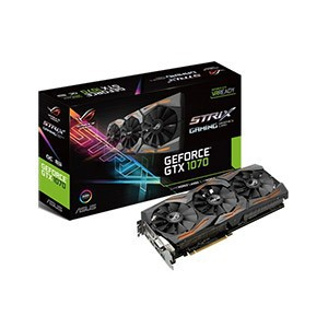 Asus gtx1070 Strix Oc edition Graphics Cards