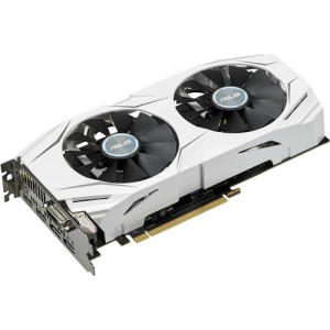 Asus GTX1060 White+Dual fan 6G Graphics Card