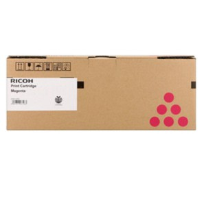 RICOH SPC252 Magenta Cartridge with yield of 4000 pages