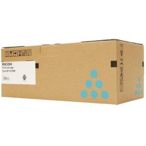 RICOH SPC252 Cyan Cartridge with yield of 4000 pages