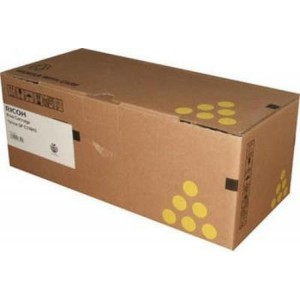 RICOH SPC252 Yellow Cartridge with yield of 4000 pages