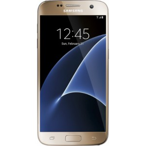 Samsung Galaxy S7Smart Phone (Gold 32 GB)  (4 GB RAM)SM-G930FZD