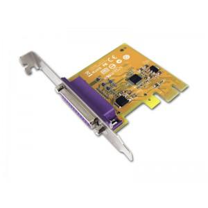 Sunix 6408a 1-port IEEE1284 Parallel PCI Express Board