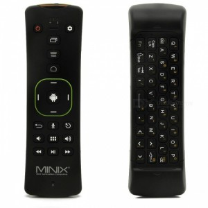 Open Box - MINIX Neo A3 Air Mouse Keyboard Remote Control