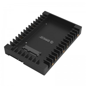 Orico 1125SS-BK-PRO 2.5' to 3.5' HDD,SSD Adapter Black
