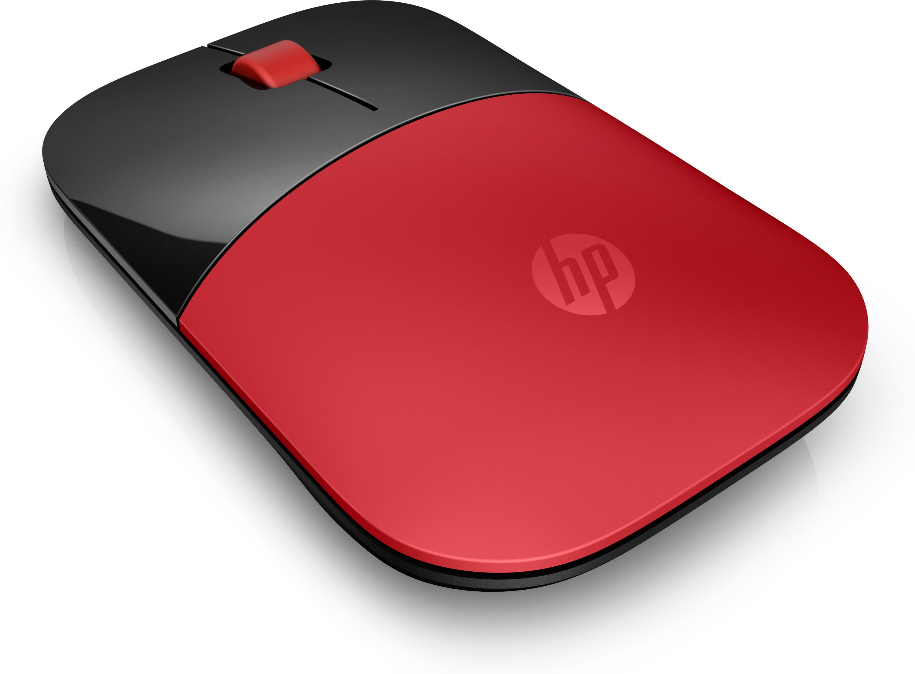Logitech V0L82AA Wireless Mouse M325 with Designed-For-Web Scrolling - Red  - Logitech