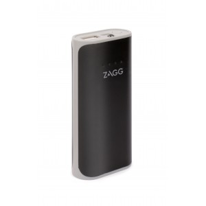 Zagg IFIGN3-BK0 Ignition Black 3000mAh Power Pack With Flash Light