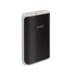 ZAGG IGNITION 6000 MAH POWER PACK WITH FLASH LIGHT - Black