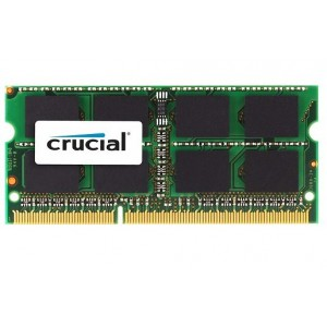 Crucial CT16G3S186DM Mac 16GB 1866MHz SO-DIMM Notebook Memory