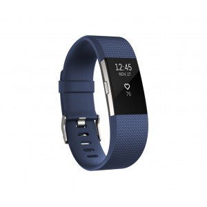 Fitbit Charge 2 Blue - Large