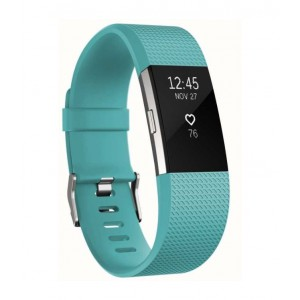 Fitbit Charge 2 Teal - Large