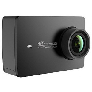 YI 4K Action Camera with EIS/Live Stream/Voice Control/12MP Raw Image/30fps Video
