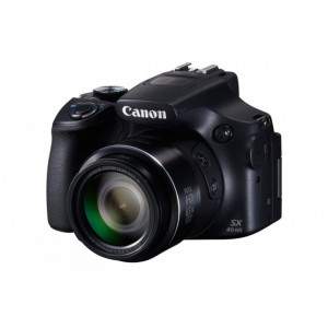 Canon Powershot SX60HS - 16.1MP, 65x zoom lens - Black