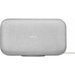Google Home Max Smart Home Speaker-Chalk