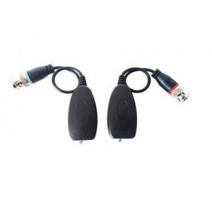 Balun 1 Ch UTP - HD-TVI/CVI/AHD & AV 2P