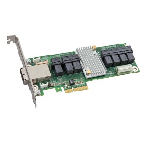 Intel RAID Expander RES3FV288 French Valley 28 internal port and 8 external port, 12-Gb/s capable