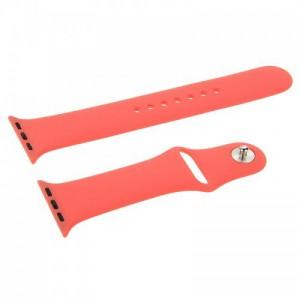 Apple Silicone Watch Strap 42mm-Orange