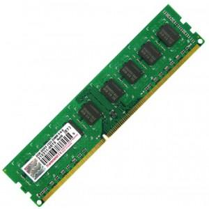 Transcend 4GB Registered ECC DDR3-1333 240-Pin DIMM Memory - 6 Layer