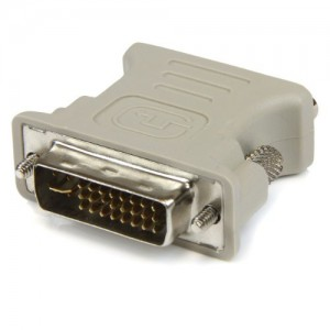 StarTech DVI TO VGA  Cable Adapter, M/F (DVIVGAMF)
