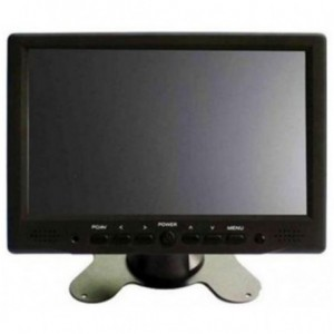 Mecer YT708-NT 7'' Monitor-Non Touch