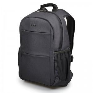 Port Designs  135074 SYDNEY 13/14′ Backpack Case – Black
