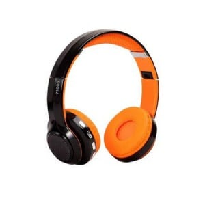 Unbranded 03020204-NO  Bluetooth Headphone Marquee 7100G Orange