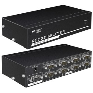 Unbranded RS108 8 Way Serial Port Splitter