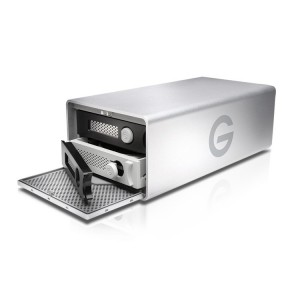 G-Technology 0G05764 Thunderbolt 3 20000GB Silver disk array