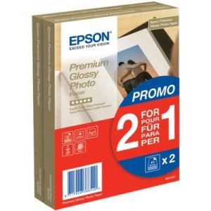 Epson  C13S042167 Premium Glossy Photo Paper - Glossy