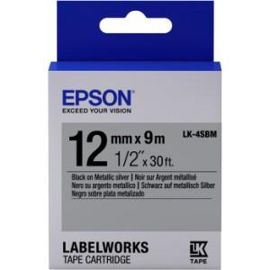 Epson C53S654019 Label Tape - 12 mm Width x 9 m Length
