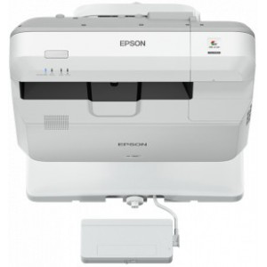 Epson V11H877040 4000 lm (White) - 4000 lm (color) - WUXGA (1920 x 1200) - 16:10 - HD 1080p - LAN Projector