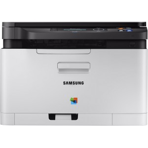 Samsung SS257M Xpress SL-C480W Color Laser Multifunction Printer