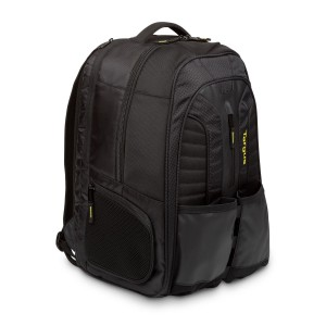 Targus TSB943EU Work + Play Rackets (Tennis, Badminton, Squash) 15.6 Laptop Backpack - Black
