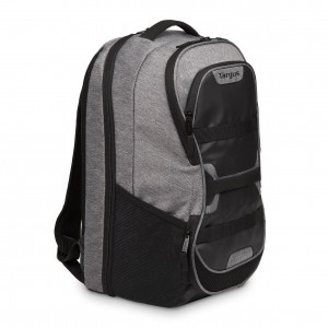 Targus TSB94404EU Work + Play Fitness Gym Sports 15.6 Laptop Backpack-Grey
