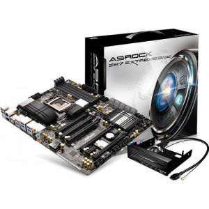 ASRock LGA1150/Intel Z87/DDR3/Quad CrossFireX and Quad SLI/SATA3 Motherboard