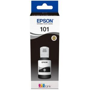 Epson C13T03V14A Original Ink Cartridge 101-Black color