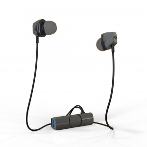 Zagg IFDDWE-CB0 iFrogz Audio - Impulse Duo - Dual Driver Bluetooth Earbuds