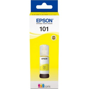 Epson  C13T03V44A  101 Ecotank Yellow Bottle
