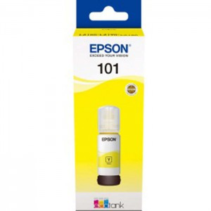 Epson T03V44A Ink Bottle for Cartridge (Yellow)