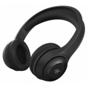 Zagg IFFAWL-BK0 Ifrogz Black Dj Wireless Headphone
