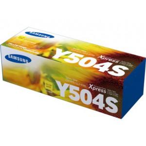 Samsung CLT-Y504S/SU504 Yellow Samsung Y504 Toner Cartridge