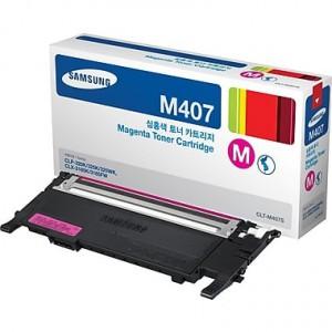 Samsung CLT-M407S/SU266 Magenta Toner Cartridge
