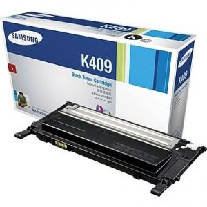 Samsung CLT-K409S/SU140 Black Toner Cartridge