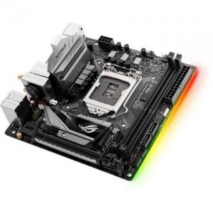 Asus STRIX H270I GAMING LGA 1151 HDMI SATA 6Gb/s USB 3.1 Mini ITX Intel Motherboard