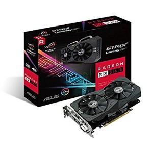 ASUS  RX560-4G-EVO graphics card for cool and efficient eSports gaming