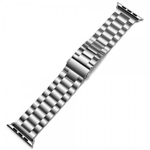 Apple Stainless Steel Watch Strap 42mm-Silver